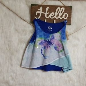 Darling justice top size 12